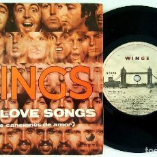Discos de vinilo: ? EP ? WINGS ? SILLY LOVE SONGS ? (SPAIN 1978) ? VINILO 45 RPM ?. Lote 85206220