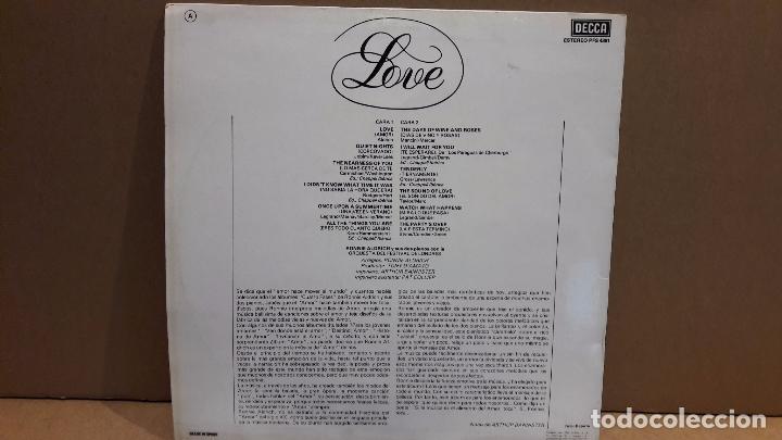 Discos de vinilo: RONNIE ALDRICH CON LA ORQUESTA DEL FESTIVAL DE LONDRES. LP / DECCA - 1977 / MBC. ***/*** - Foto 2 - 85210800