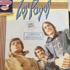 Discos de vinilo: LP LOS PAYOS-LOS PAYOS. Lote 85237416