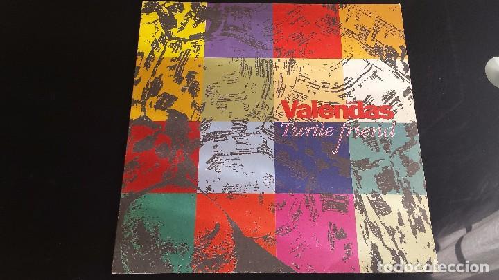 LP LOS VALENDAS: TURTLE FRIEND (Música - Discos - LP Vinilo - Grupos Españoles de los 90 a la actualidad)