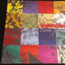 Discos de vinilo: LP LOS VALENDAS: TURTLE FRIEND. Lote 85245308