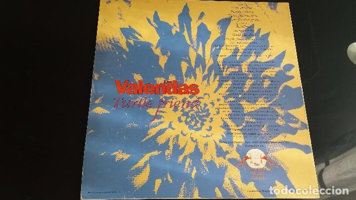 Discos de vinilo: LP LOS VALENDAS: TURTLE FRIEND - Foto 2 - 85245308