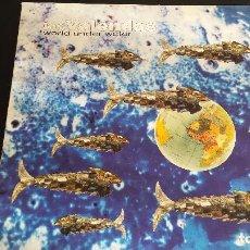 Discos de vinilo: LP LOS VALENDAS: WORLD UNDER WATER. Lote 85245368