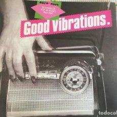 Discos de vinilo: LP ROCK OF AGES-SOUNDS OF TOP 40 RADIO-GOOD VIBRATIONS-VARIOS. Lote 85249580