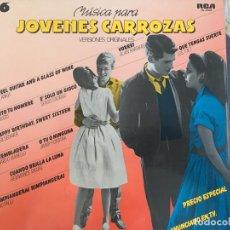 Discos de vinilo: LP JOVENES CARROZAS-VOL6-VARIOS. Lote 85252824