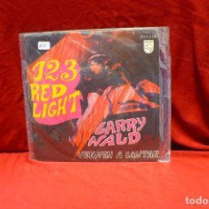 Discos de vinilo: LARRY WALD ?– 1,2,3, RED LIGHT / VEN VEN A CANTAR , PHILIPS 360226, DEL 1968. Lote 85269716