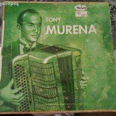 Discos de vinilo: LP TONY MURENA. Lote 85288128