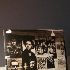 Discos de vinilo: DEPECHE MODE 101 DOBLE LP NUEVO. Lote 85326304