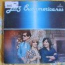 Discos de vinilo: LP - LOS TRES SUDAMERICANOS - MISMO TITULO (SPAIN, COLUMBIA 1978). Lote 85329456