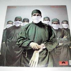 Discos de vinilo: LP RAINBOW - DIFFICULT TO CURE. Lote 39934684