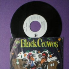 Discos de vinilo: THE BLACK CROWES - HARD TO HANDLE +1 - SINGLE DEF AMERICAN 1991. Lote 85332044