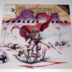 Discos de vinilo: LP KREATOR - ENDLESS PAIN. Lote 52898804