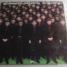 Discos de vinilo: YELLOW MAGIC ORCHESTRA - X OO MULTIPLIES - LP - 1980. Lote 85362380