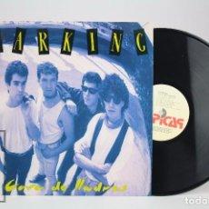 Discos de vinilo: DISCO LP DE VINILO - PARKING. COVA DE LLADRES - PICAP, 1991. Lote 85407896