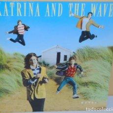 Discos de vinilo: KATRINA AND THE WAVES - WAVES CAPITOL - 1986. Lote 85416156
