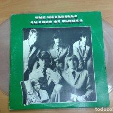 Discos de vinilo: LP DOBLE THE YARBIRDS / SHAPES OF THINGS EDICION CANADIENSE VINILOS TRANSPARENTES . Lote 85417560