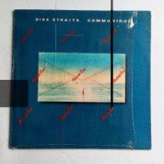 Discos de vinilo: DIRE STRAITS - COMMUNIQUÉ 1991 CON ENCARTE. Lote 85422616