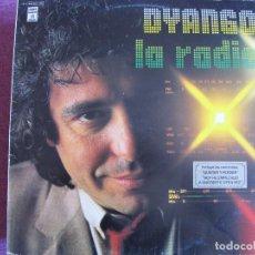 Discos de vinilo: LP - DYANGO - LA RADIO (SPAIN, EMI ODEON 1980). Lote 85428396