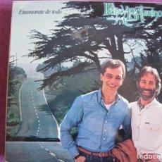 Discos de vinilo: LP - FELIPE Y BOTTAMINO - ENAMORATE DE TODO (SPAIN, MOVIEPLAY 1981). Lote 85429360