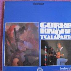 Vinyl-Schallplatten - LP - GORKA KNORR - TXALAPARTA (SPAIN, MOVIEPLAY 1976, PORTADA DOBLE) - 85431512