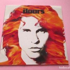 Discos de vinilo: LP-THE DOORS-BSO-OLIVER STONE-1971-BUEN ESTDO-VER FOTOS.. Lote 85466196