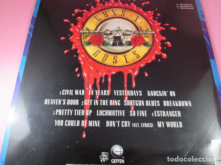 Lps(4)-colección-guns n´roses-use your illusion - Sold