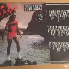 Discos de vinilo: EDDY GRANT – KILLER ON THE RAMPAGE - LP VINYL 1982 SPAIN ED.. Lote 85470136
