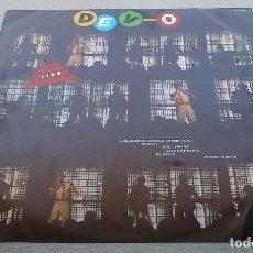 Discos de vinilo: DEVO - LIVE - LP - 1982 - ARIOLA. Lote 85471332