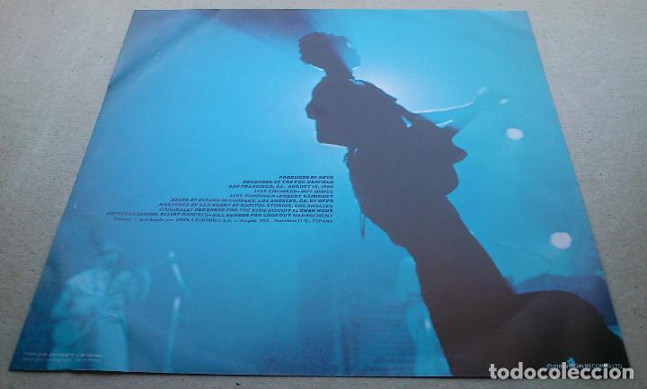 Discos de vinilo: DEVO - LIVE - LP - 1982 - ARIOLA - Foto 5 - 85471332