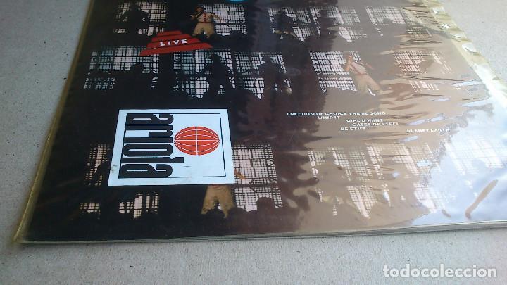 Discos de vinilo: DEVO - LIVE - LP - 1982 - ARIOLA - Foto 9 - 85471332