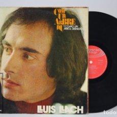 Discos de vinilo: DISCO LP DE VINILO - LLUIS LLACH. COM UN ARBRE NU / COMO UN ÁRBOL DESNUDO - MOVIEPLAY, 1972. Lote 85498140