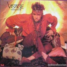 Discos de vinilo: VISAGE - VISAGE - LP - IMPORTACION. Lote 85511292