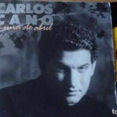 Discos de vinilo: SINGLE (VINILO) -PROMOCION-DE CARLOS CANO AÑOS 80. Lote 85544580