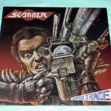 Discos de vinilo: LP SCANNER - HYPER TRACE. Lote 57064651
