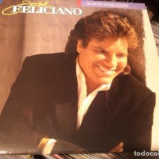 Discos de vinilo: JOSÉ FELICIANO – I'M NEVER GONNA CHANGE LP 1989. Lote 85559648