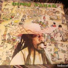 Discos de vinilo: BUNNY WAILER – MARKETPLACE - LP 1985 JAMAICA. Lote 85563028