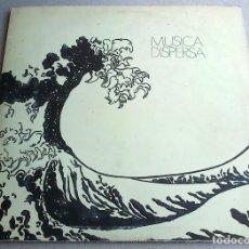 Discos de vinilo: MUSICA DISPERSA - LP - 1971 - DIABOLO. Lote 85567176