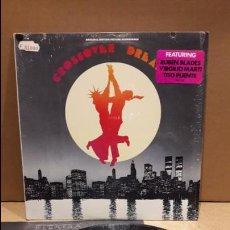 Discos de vinilo: B.S.O. CROSSOVER DREAMS. LP / ELEKTRA - 1986 / MBC. ***/***. Lote 85626892