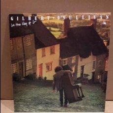 Discos de vinilo: GILBERT O'SULLIVAN. IN THE KEY OF G. LP / KONGA MUSIC - 1990 / MBC. ***/***. Lote 85628008