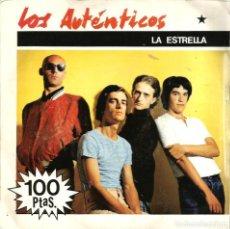 Discos de vinilo: SG LOS AUTENTICOS : LA ESTRELLA. Lote 182728352