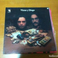 Discos de vinilo: VICTOR Y DIEGO A VOSOTROS. Lote 85687732