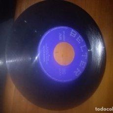 Discos de vinilo: DISCO SIN CARATULA. VICTOR MANUEL. EL ABUELO VITOR. PAXARINOS.. Lote 85692800