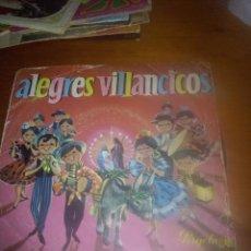 Discos de vinilo: ALEGRES VILLANCICOS. LA MARIMORENA. MB2. Lote 85693348