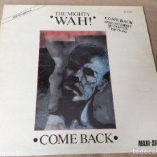 Discos de vinilo: THE MIGHTY WAH-COME BACK. BABY RECORDS. 1984. Lote 85701936