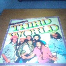 Discos de vinilo: THIERD WORLD TRY JAH LOVE. C12V. Lote 85702052