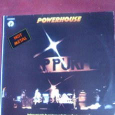 Discos de vinilo: DEEP PURPLE POWERHOUSE EDICCION ESPAÑOLA EMI ODEON1977.. Lote 85745136