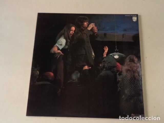 Discos de vinilo: LP AL DIABLO, CON AMOR - VICTOR MANUEL Y ANA BELÉN - Foto 3 - 85750664