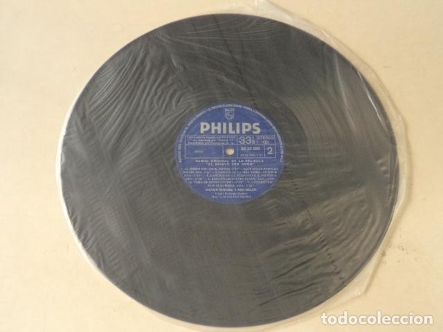 Discos de vinilo: LP AL DIABLO, CON AMOR - VICTOR MANUEL Y ANA BELÉN - Foto 4 - 85750664