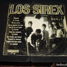 Discos de vinilo: SIREX LP SAME PRIMER ALBUM DEL GRUPO. Lote 85766164
