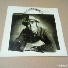 Discos de vinilo: DON WILLIAMS - ESPECIALLY FOR YOU (LP 1981, RCA I-203.901). Lote 85767760